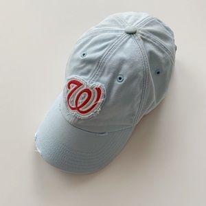 Washington Nationals Distressed Baseball Cap